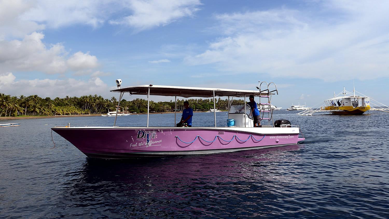 Dive Boats Dive Society Dauin