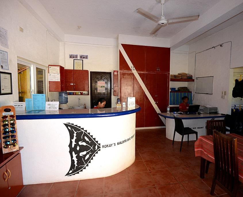 Office Dive Society Malapascua