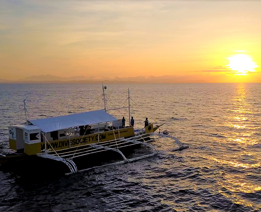 Bangka Dive Society Malapascua