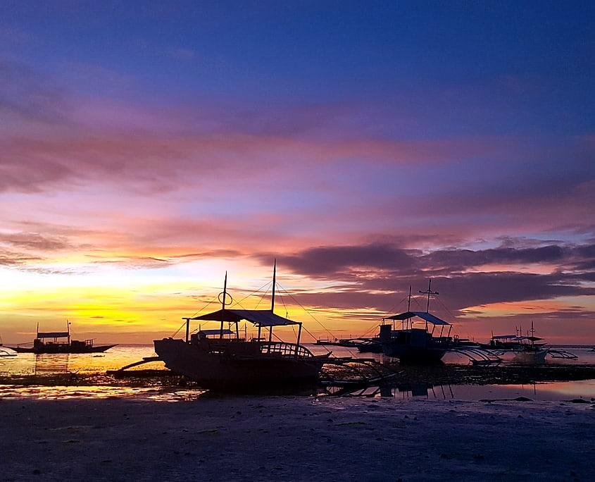 Early Morning at Malapascua Island