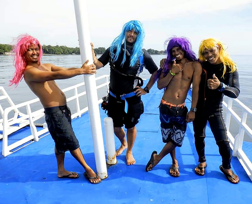 Fun with Dive Society Dauin