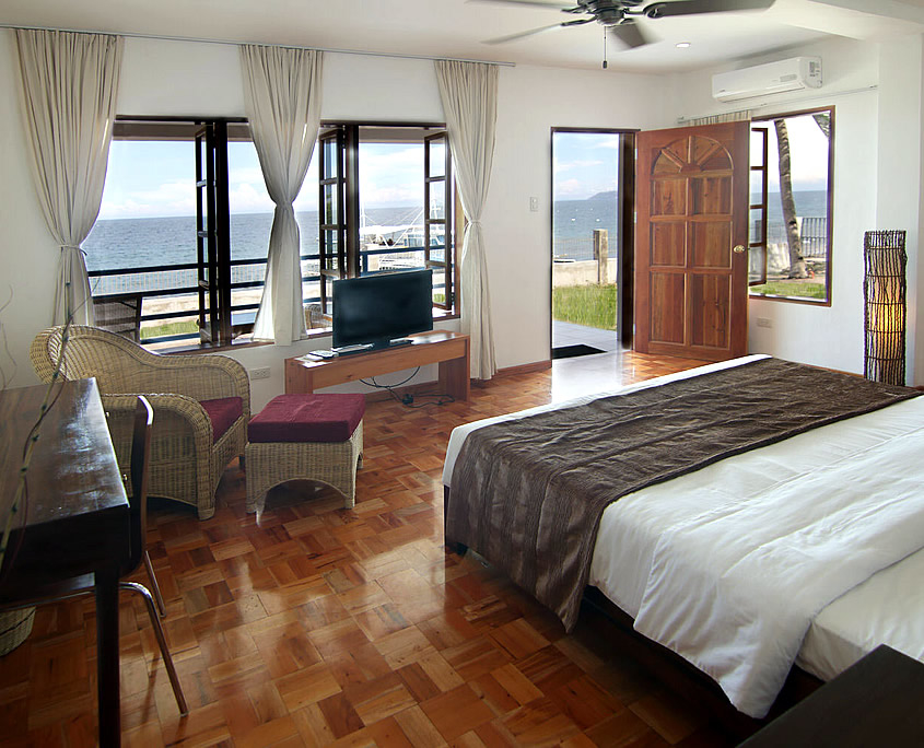 Deluxe Room Villa in Blue Dauin
