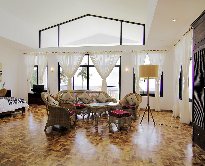 Executive Room Sea Dream Resorts Dauin