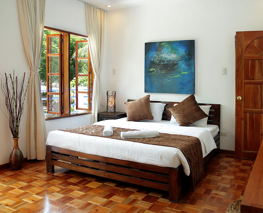 Standard Room Villa in Blue Dauin